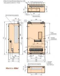Весогабариты EI-P7012-100H