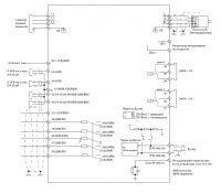 Схема подключения FC 101 HVAC BASIC
