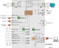 Схема подключения FC-051