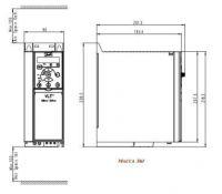 Danfoss VLT Micro Drive FC-051P5K5 132F0028 380В 5,5кВт 12А