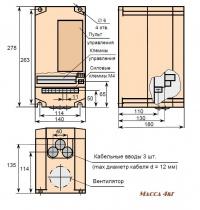 Весогабариты EI-P7012-010H