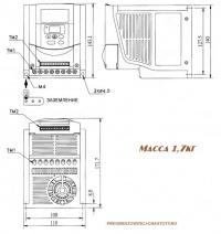весогабариты E2-MINI-001Н