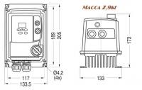 Весогабариты e2-mini-S1L-ip65