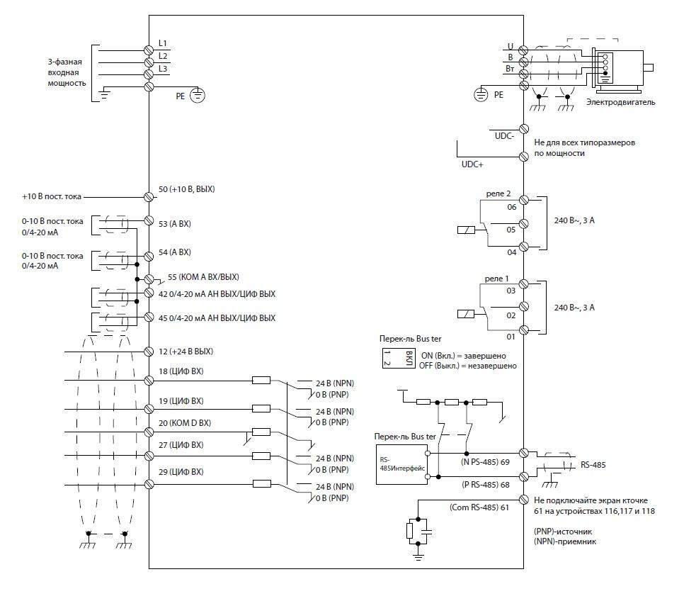 Vlt Hvac Basic Drive Fc 101 Инструкция - фото 6