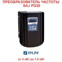 Преобразователь частоты SAJ PD20