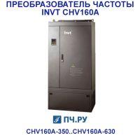 фото преобразователя частоты INVT CHV160A