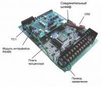 Установка модуля интерфейса RS-485 для Веспер EI-9011