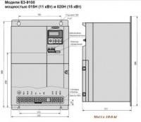 Весогабариты Е3-9100-020Н